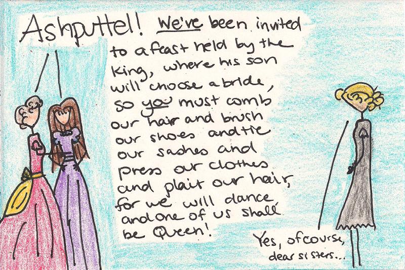 Ashputtel page 13
